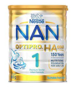 Sữa NAN HA số 1