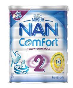 Sữa NAN Úc số 2 Comfort