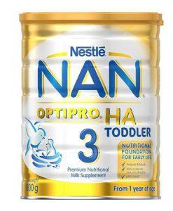 Sữa bột Nestle NAN OPTIPRO HA 3 Úc