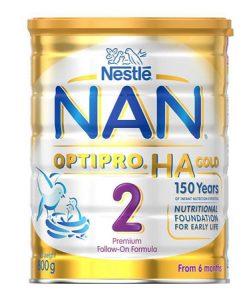 Sữa NAn Optipro HA số 2 Xuất Xứ Úc