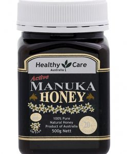 Mật ong Manuka Honey MGO 400+ UMF 20+