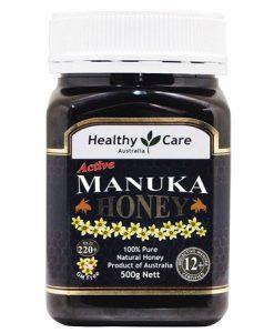 Mật ong manuka 12+ của Úc