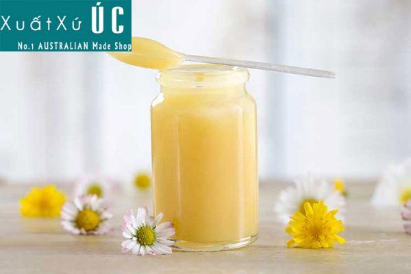 Viên sữa ong chúa của úc có tác dụng gì