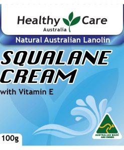 kem dưỡng da healthy care squalane cream