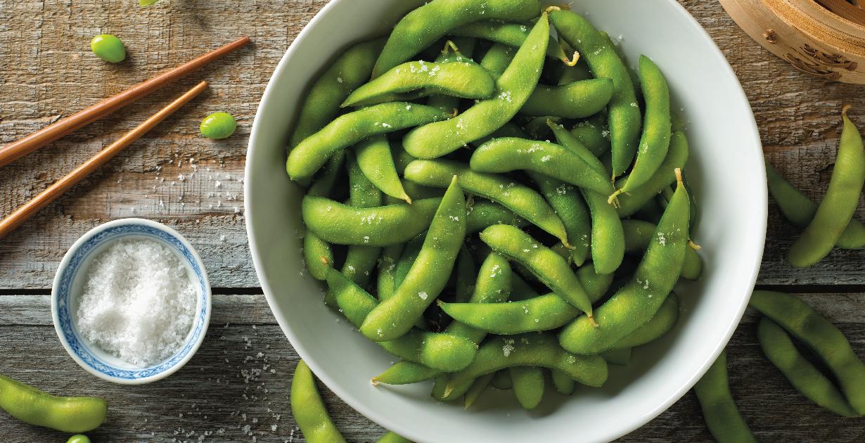 7 lợi ích của Edamame, cộng với cách ăn thực phẩm protein thực vật này! - XUẤT XỨ ÚC